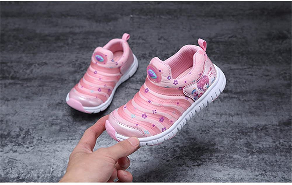 YUBUKE Outdoor Sport Closed Toe Sandals Kids-Breathable Mesh Water Sandals Shoes