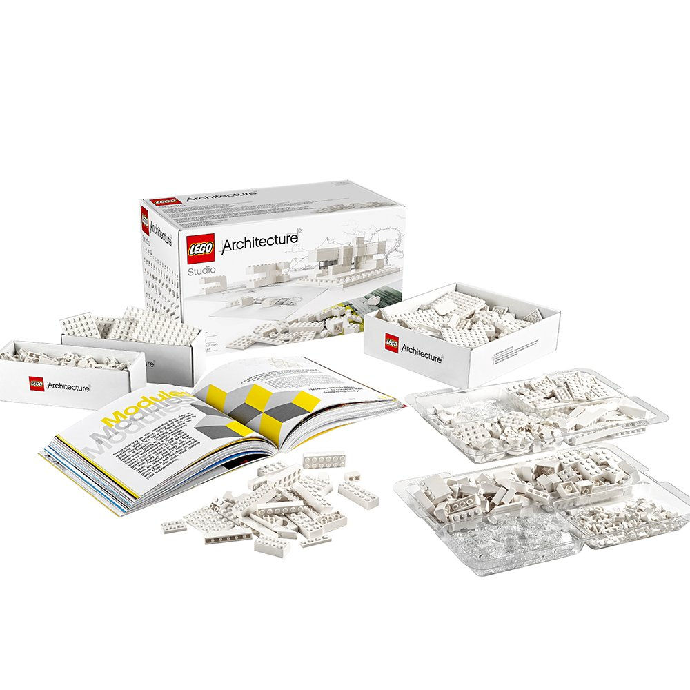 LEGO Architecture Studio 21050 Building Blocks Set by LEGO (Image #1)