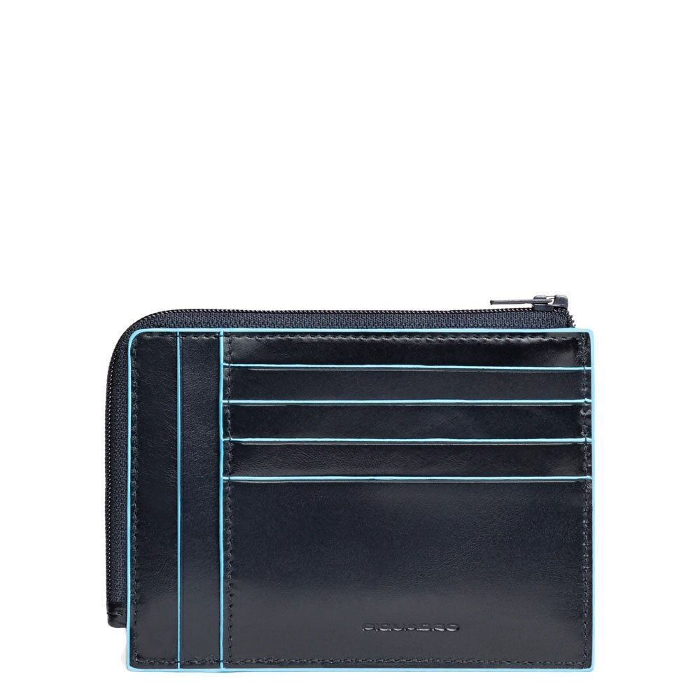 Piquadro Porte-monnaie PU1243B2 Bleu