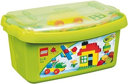 LEGO Classic - Cubo grande de ladrillos (5506): Amazon.es ...