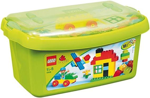 LEGO Classic - Cubo grande de ladrillos (5506): Amazon.es: Juguetes y juegos