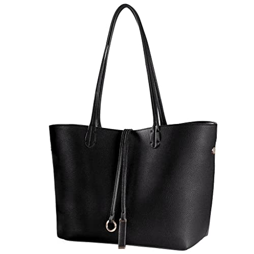 black tote bags amazon com