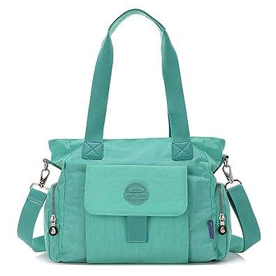 461b82c78588 Big Mango Fashion Lightweight Women's Top Handle Handbag Satchel Purse  Shoulder Tote Bag Crossbody Bag: Amazon.in: Shoes & Handbags