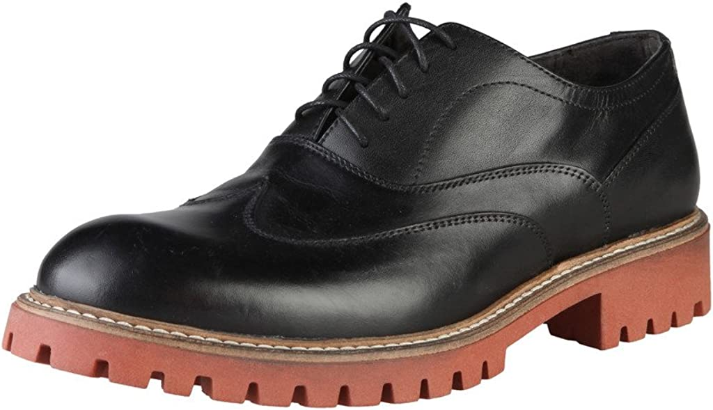 Made In Italia Shoes, Zapatos de Cordones Oxford para Hombre