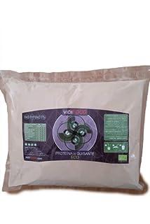 Indigo Herbs Polvo de Proteína de Arroz Orgánico 1kg: Amazon ...