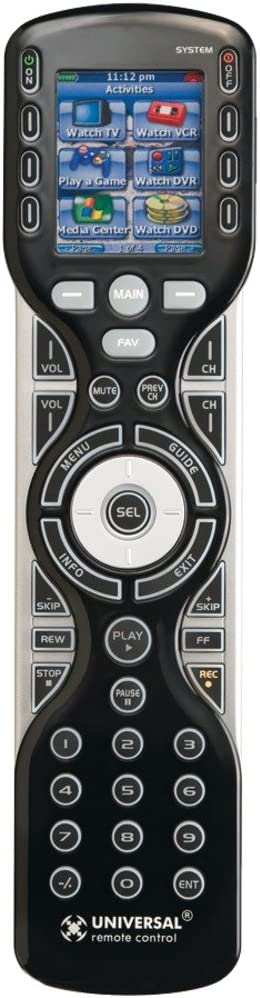 URC R50 Digital Universal Remote Control for up to 18 Components (Discontinued by Manufacturer)