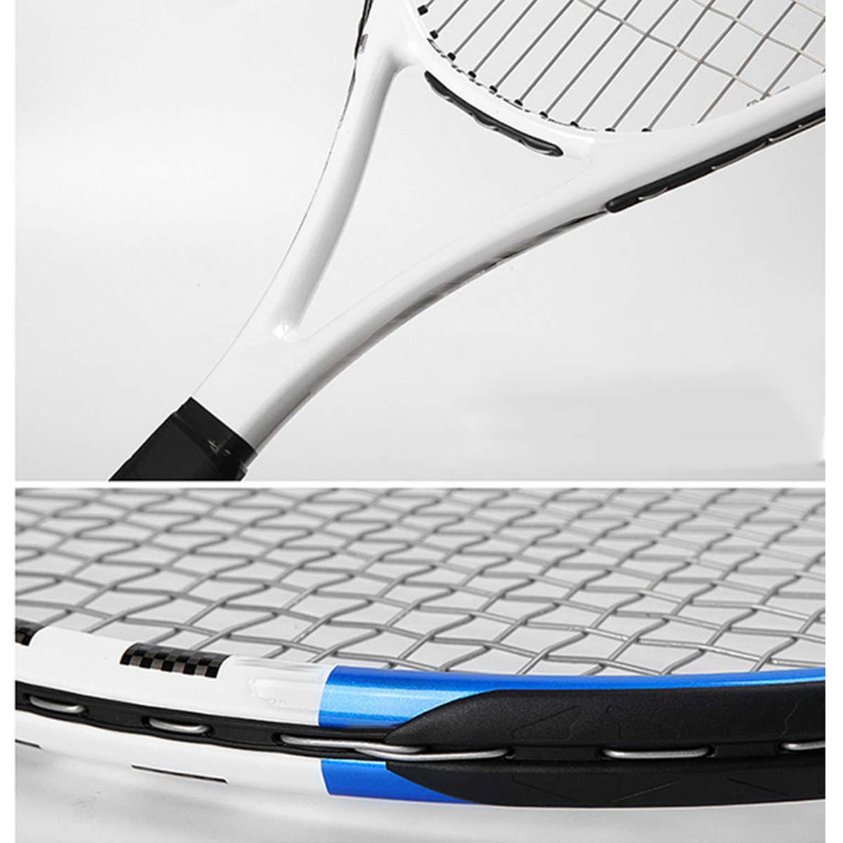 Tennisschläger Verschleißfest Und Professionell Hochwertige Ultraleichte Unisex-Single-Shot-Aluminiumkohlefaser-integrierte Netz-Sportausrüstung Netz-Sportausrüstung Netz-Sportausrüstung B07NRN5XZ9 Tennisschlger Ausgezeichnete Dehnung c73fff
