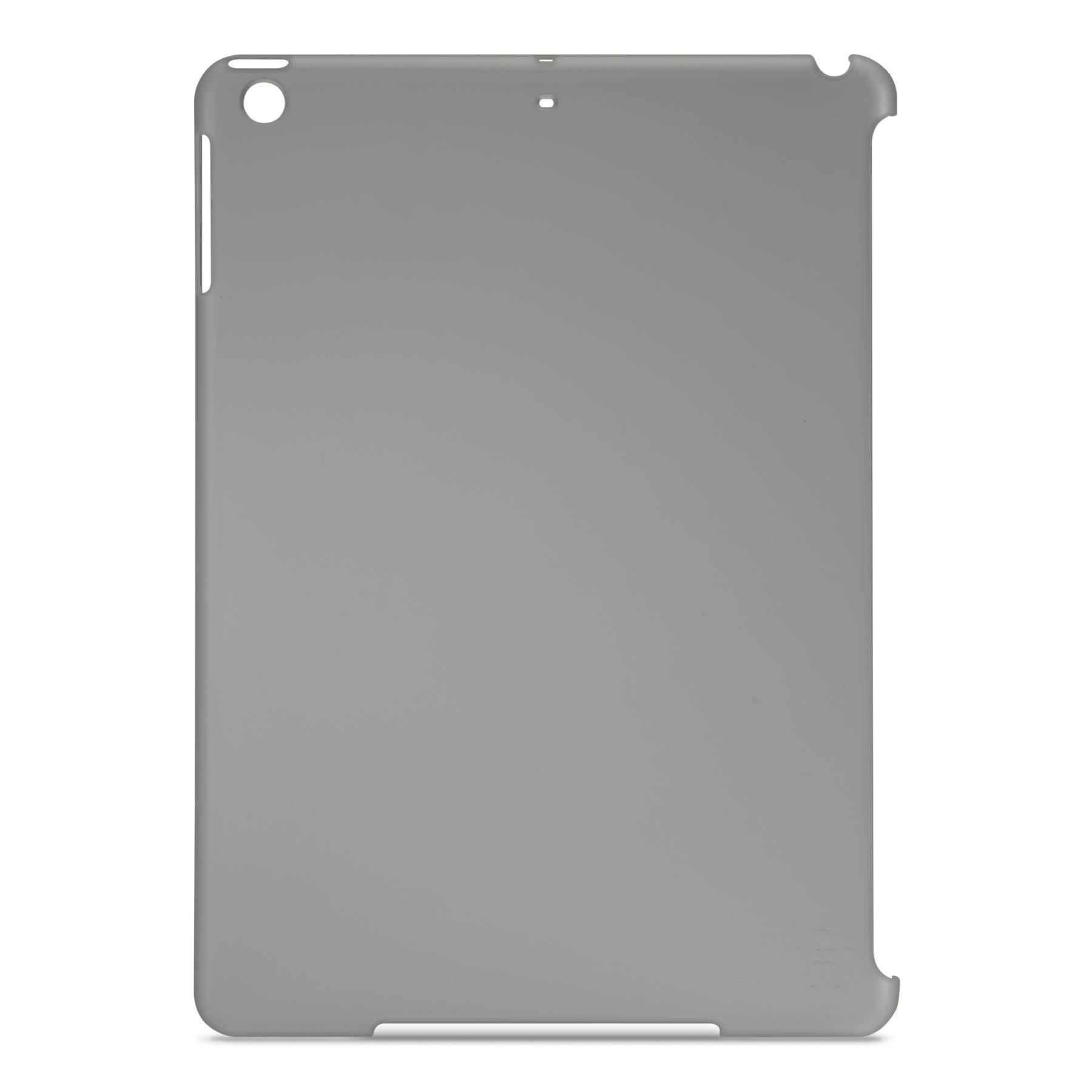 Belkin Shield Sheer Matte Case / Cover for iPad Air (Smoke)