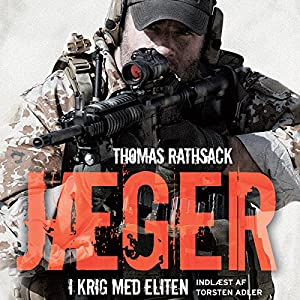 Jæger - I krig med eliten [Hunters - at War with the Elite] Audiobook