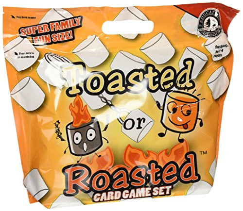Toasted Or Roasted Card Game Set made our list of gift ideas rv owners will be crazy about make perfect rv gift ideas
