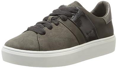 Esprit Elda Lace Up, Sneakers Basses Femme, Gris (Grey), 40 EU