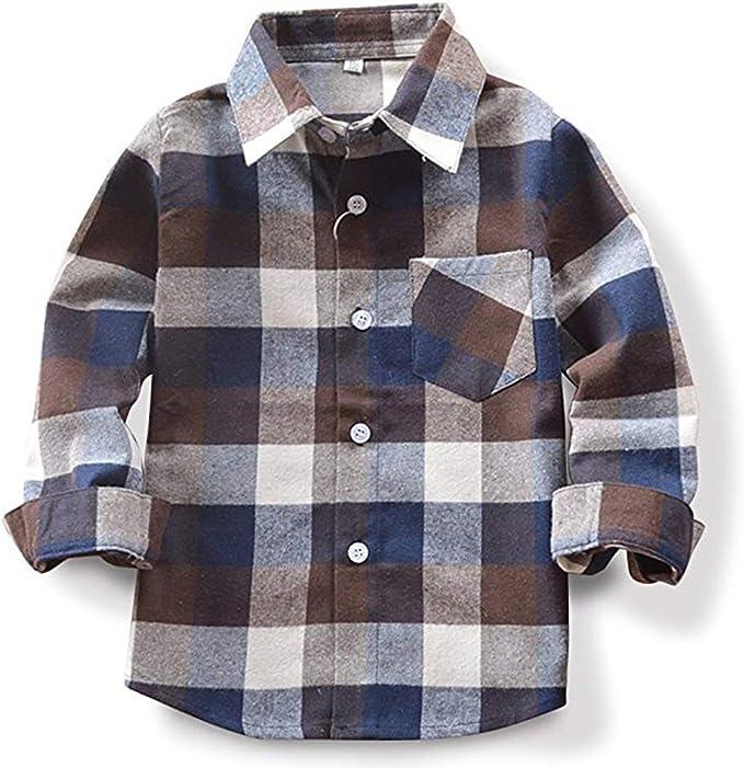 Amazon.com: Ropa de bebé para niños y niñas, traje de ...