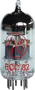JJ Electronics 12AU7 / ECC82 Preamp Vacuum Tube