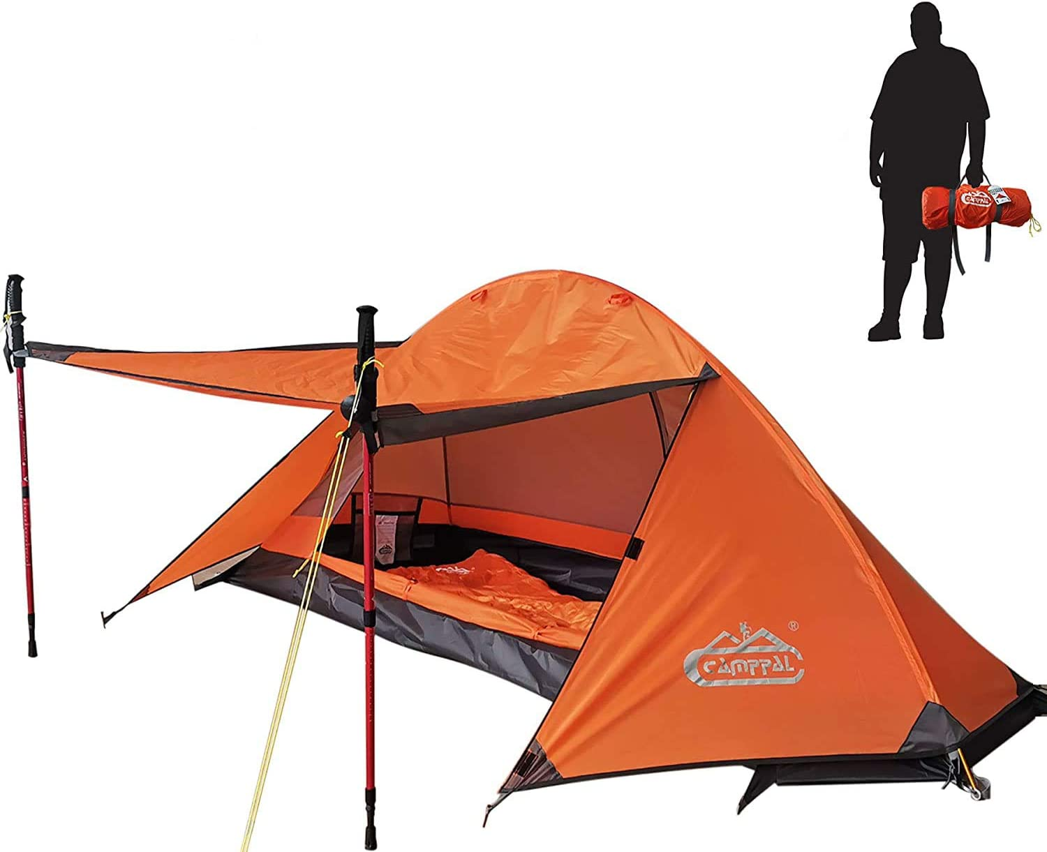CampPal One Person Tent