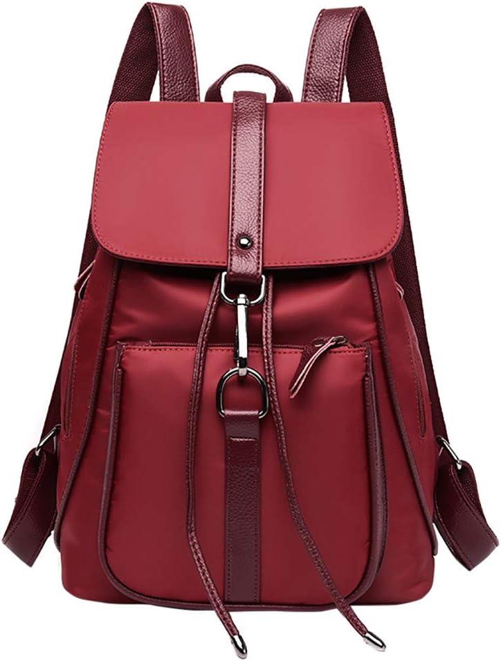 Woaills バッグ バックパック 通学用バックパック ファッション レディース シンプル 万能バックパック クールレジャー 旅行用バックパック
