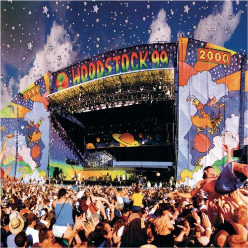 Woodstock 99 Vol. 1: Red Album by Sony (Image #1)