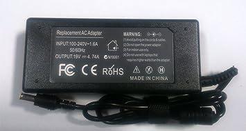 Cargador Adaptador 19V 4,74A 5.5x3.0mm para portatil ...
