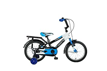 Altec Bicicleta Infantil Niño Chico 16 Pulgadas Stitch Frenos V al ...