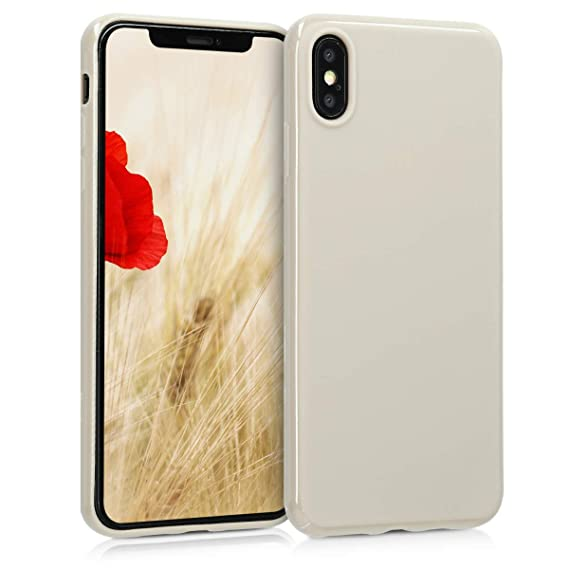 beige iphone xs case