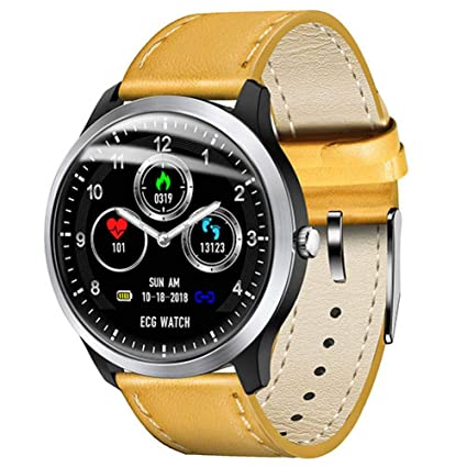 FJTYG ECG PPG Smart Watch Men 1.22