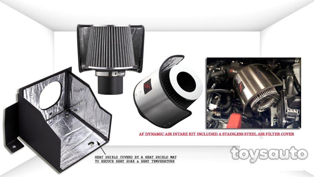 AF DYNAMIC COLD AIR INTAKE KIT FOR 2007-2012 NISSAN SENTRA 2.5L 2.5 SE-R SPEC V