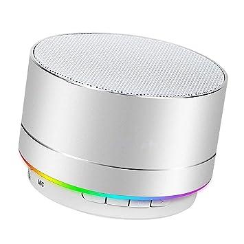Timstore Altavoz portátil Altavoz inalámbrico Bluetooth ...