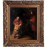 La Pastiche Return of The Prodigal Son with Burgeon