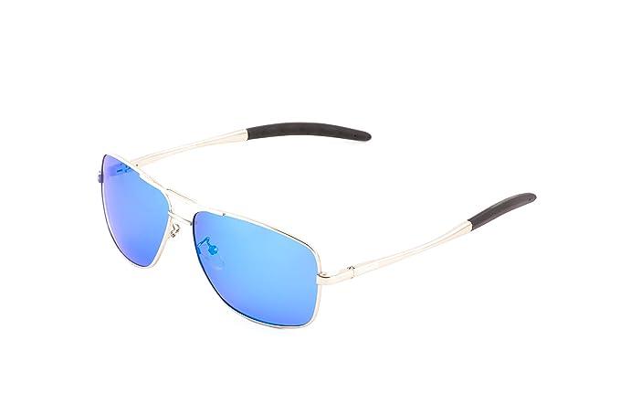 Sunner Gafas de Sol Clásicas Para Hombre y Mujer SUP0925 Protección UV400 Lentes Polarizadas Montura Ligera
