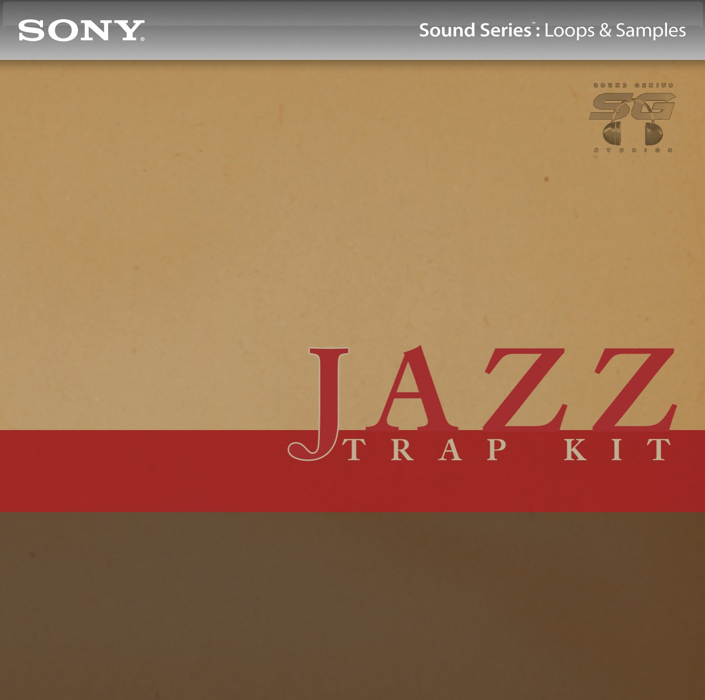 Jazz Trap Kit [Download] Sony Creative Software DLC84