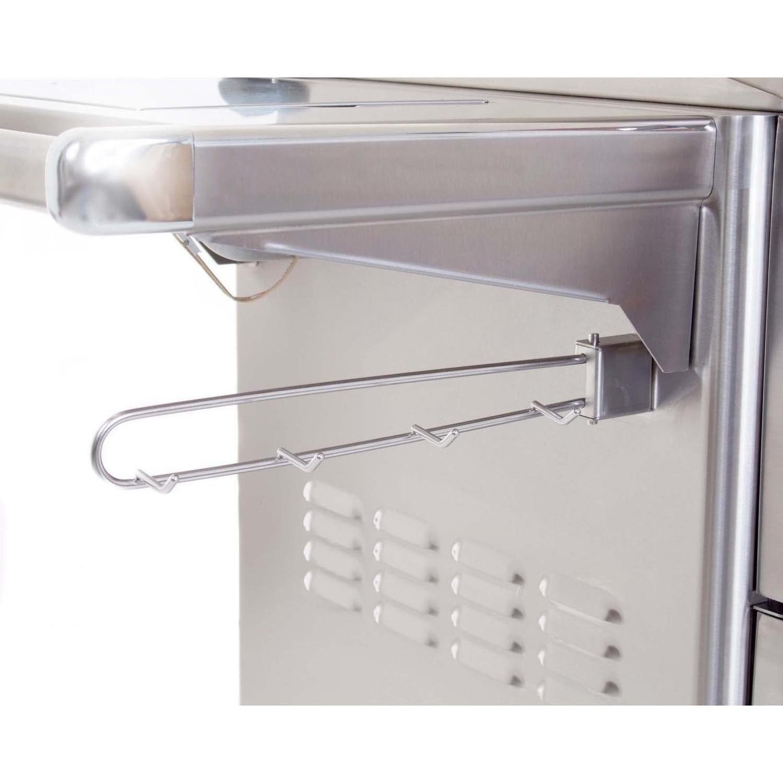 Fire Magic E660s-4E1P-62-W Echelon Diamond E660s Propane Gas Grill with Single Side Burner and Magic View Window On Cart by Fire Magic (Image #9)