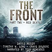 Red Devils: The Front, Book 2 | David Moody, Timothy W Long, Craig DiLouie