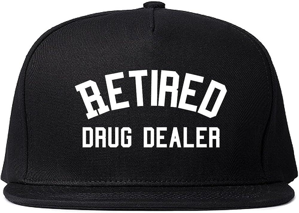 Kings Of NY Retired Drug Dealer Snapback Hat Cap