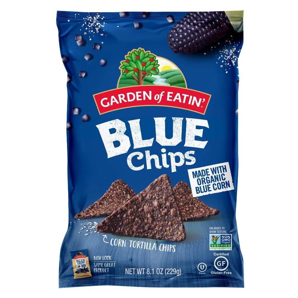 Garden of Eatin Chips, Blue, 8.1 Ounce
