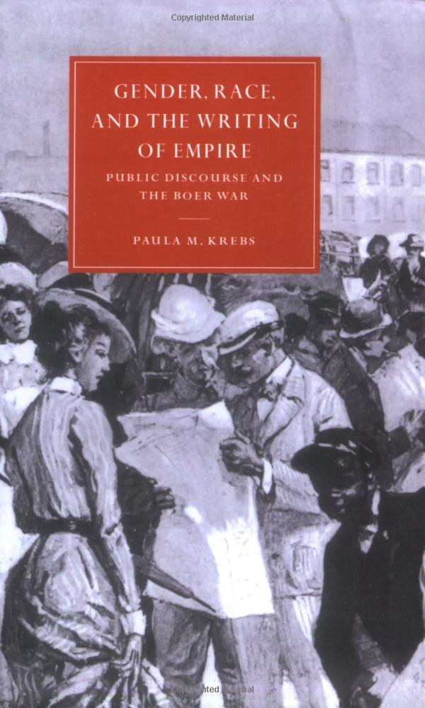 Gender, Race and Writing of Empire Cover
