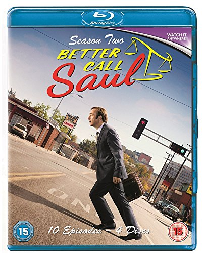 Better Call Saul - Season 2 [Blu-ray] [2016] -  Bob Odenkirk