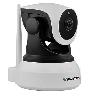 ANRIS [Versión Mejorada] Vstarcam C7824WIP HD 720P Cámara IP WIFI Nocturna Cámara de Seguridad