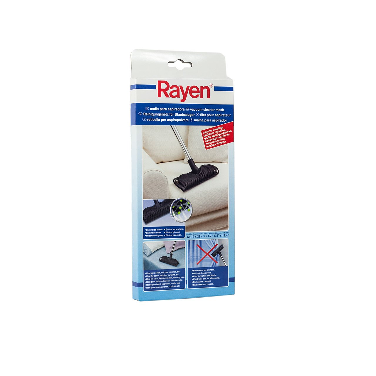 Amazon.com - RAYEN 6039 Vacuum Cleaner Black 12 to 14 x 29 cm -