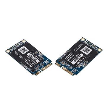 F Fityle 2 Piezas Unidad de Estado Sólido SATA SSD Mini Hard Drive ...