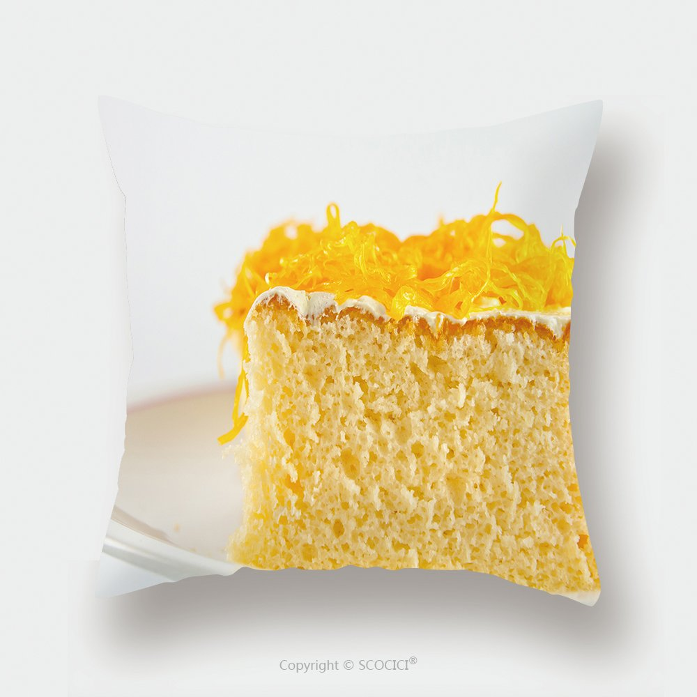 Custom Satin Pillowcase Protector Thai Desserts Are Sweet 83677912 Pillow Case Covers Decorative