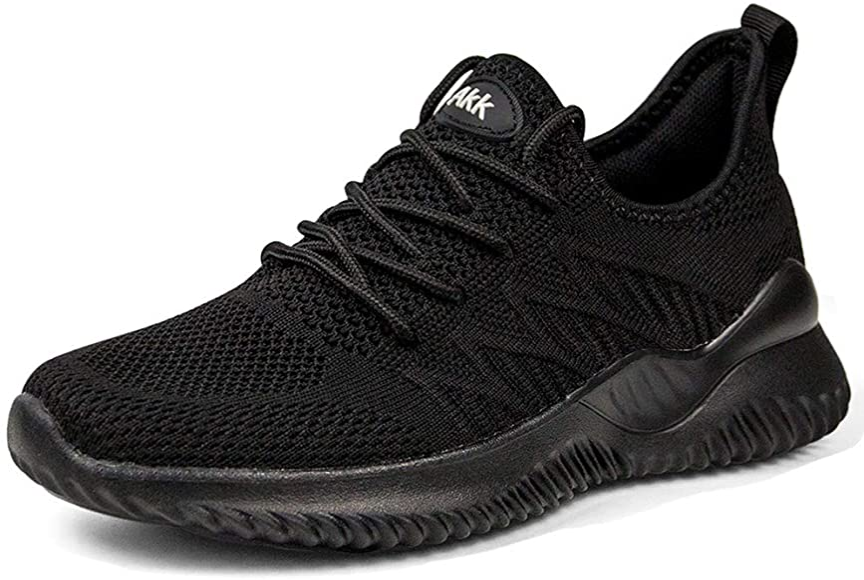 Akk Womens Black Tennis Shoes