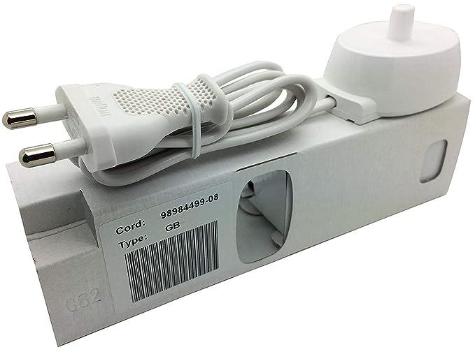 Adaptador de alimentación de Tipo 3757, para carga de cepillo de ...