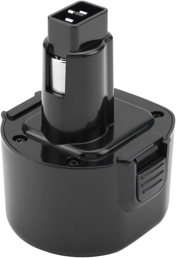3.6Ah Ni-MH Battery Replace for Dewalt 9.6V DW9062 Dw9061 DW926 Cordless Drill
