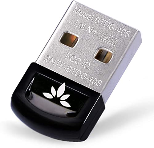 Avantree DG40S USB Bluetooth 4.0 Adapter Dongle review