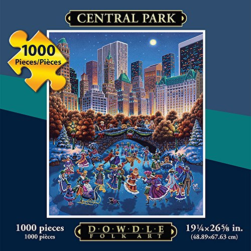 Wicked Costumes Musical (Jigsaw Puzzle - Central Park 1000 Pc By Dowdle Folk Art)