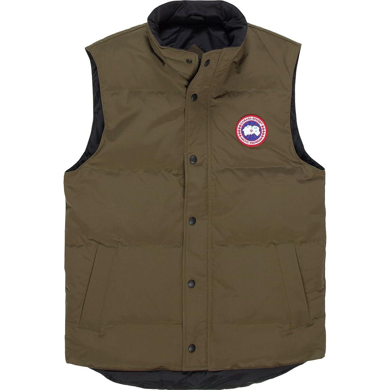 カナダグース メンズ ベスト Garson Down Vest [並行輸入品] B07BW43WSG XS