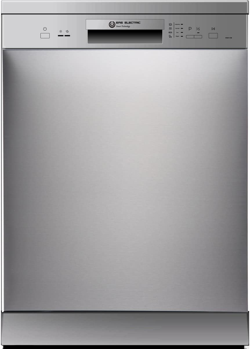Lavavajillas Inox Eas Electric EMD12X 60cm A+: Amazon.es: Grandes ...