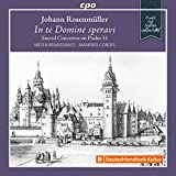 Rosenmuller: Sacred Concertos on Psalm 31