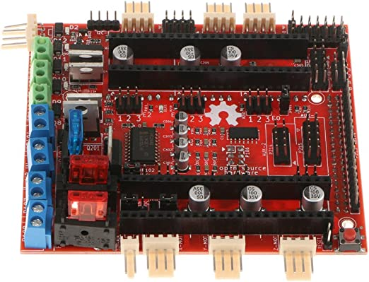 SM SunniMix Tarjeta Controladora 3D Impresora 32bit Cortex M3 Arm ...