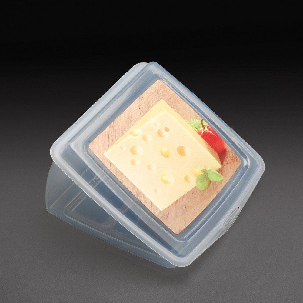 ANGOPE Estuche Queso cuña 12x12 - conservar quesos