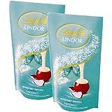 Lindt(リンツ) リンドール ココナッツパック 5P 2袋セット